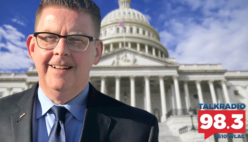 Washington Correspondent Neil W. McCabe Weighs in on Democratic Spending and the 2022 Red Wave