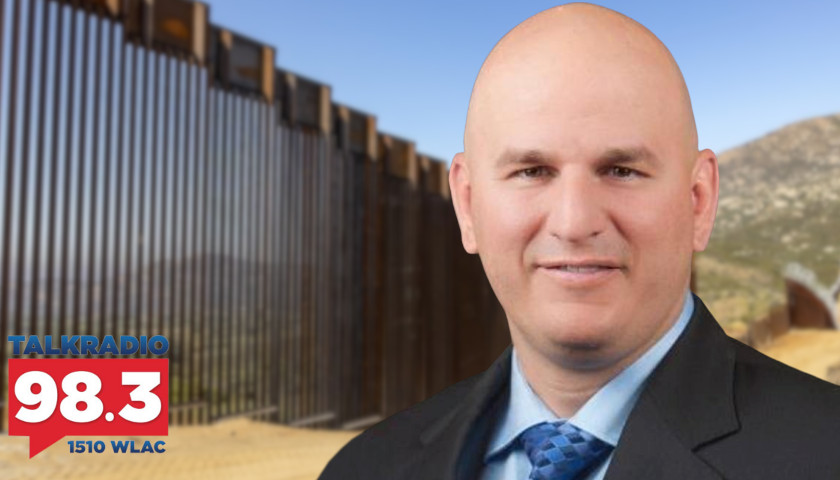 Border Patrol Council President Brandon Judd: 'We've Created Sanctuary Cities Throughout the Entire United States'