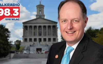 Senate Majority Leader Jack Johnson Discusses the Last Few Weeks of the Tennessee General Assembly's Agenda