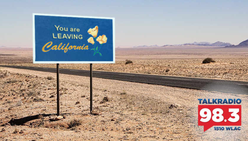 Craig Huey Reflects on a Recent Trip to California Where Fear and Oppression Are in the Air