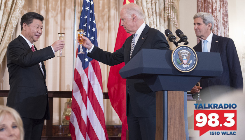 The Washington Times Correspondent and Author Bill Gertz Weighs in on the Threat of China in a Biden Administration