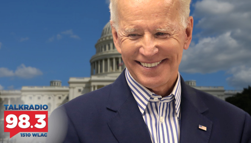Crom Carmichael Weighs in on Joe Biden's Bridges to Nowhere and Jokes of Q Coincidences