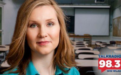 Federalist Executive Editor Joy Pullmann on Southlake Texas Battle with Critical Race Theory
