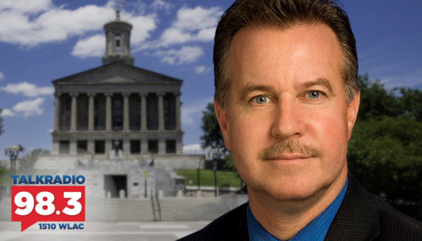 State Rep. Michael Sparks Talks About His New Bi-Partisan Bill Making Amazing Grace Tennessee's Official State Hymn