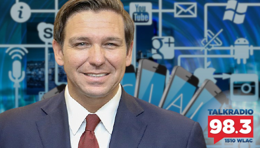 The Epoch Times Senior Political Analyst Roger Simon Explains His Recent Article on Florida's Ron DeSantis and Big Tech