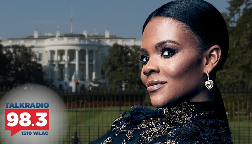 Conservative Firebrand Candace Owens on Biden's Decline, Derek Chauvin Trial, and Meghan and Harry's Cries for Publicity