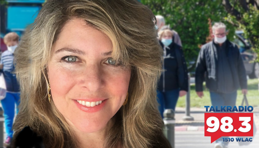Precipice of Tyranny: Liberal Feminist and Author Naomi Wolf Sounds the Alarm on the Rise of Facism and Censorship in America