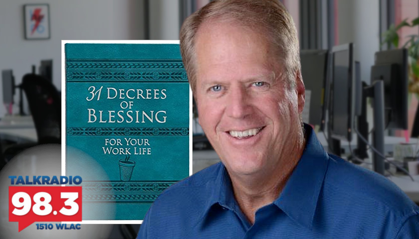 Author of 31 Decrees of Blessings for Your Work Life, Os Hillman Talks Adversities and Bringing God into Your Work Life