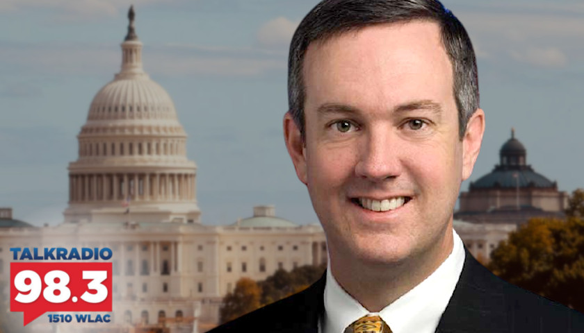 Tennessee Secretary of State Tre Hargett Talks Stopping HR1 Legislation and Hopes for Common Sense to Prevail