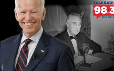 Crom Carmichael Breaks Down the Mind of Joe Biden, FDR, and the Great Depression