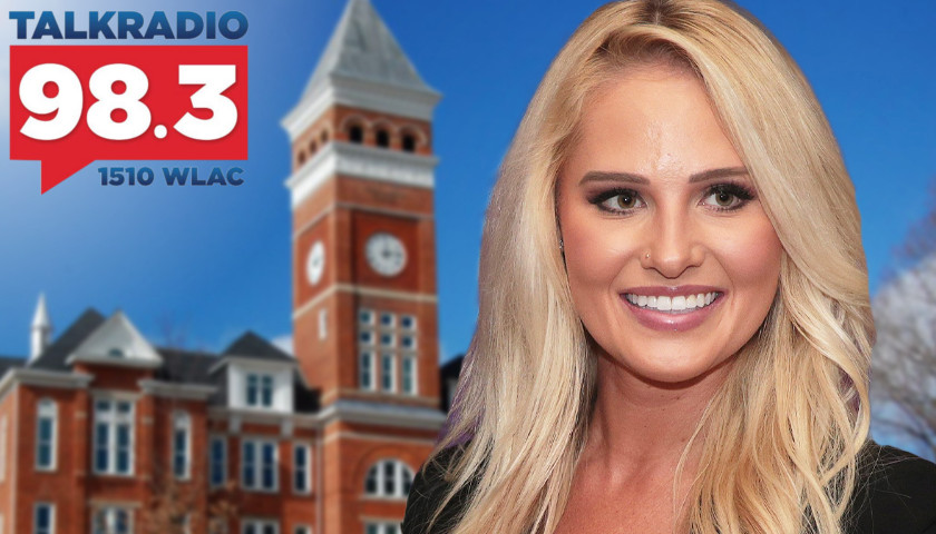Host of Fox Nation's 'No Interruption' Tomi Lahren on Adversity at Clemson, Arizona Border, and Woke Corporate Culture
