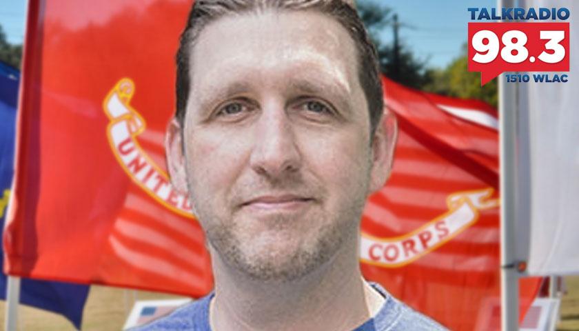 Director of Marketing Derrick Morgan Describes the Travis Manion Foundation Mission and Upcoming Marine Corps Marathon