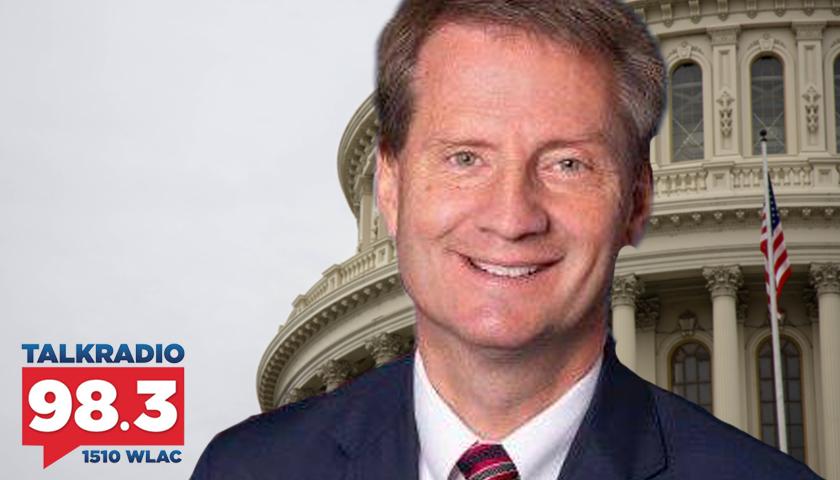 Congressman Tim Burchett on Pelosi's Power, Mask Mandates, and John Kerry's Elusive Role