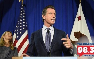 Craig Huey Talks Gavin Newsom Recall and His Potential Replacement as Governor of California