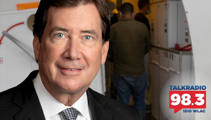 Senator Hagerty Introduces the Migrant Resettlement Transparency Act as Illegal Immigrant Children Are Flown into Tennessee