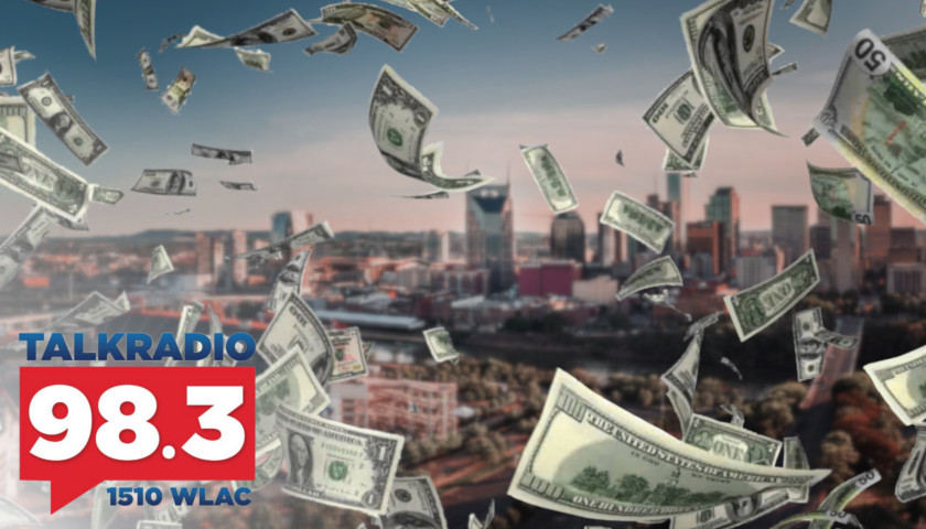 Davidson County Metro Council Member-at-Large Steve Glover on Nashville's Budget Handover and Fiscal Irresponsiblity
