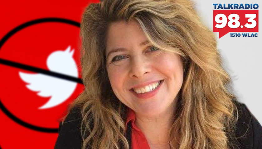 Feminist Author Dr. Naomi Wolf Weighs In on Events Leading Up to Her Permanent Twitter Ban