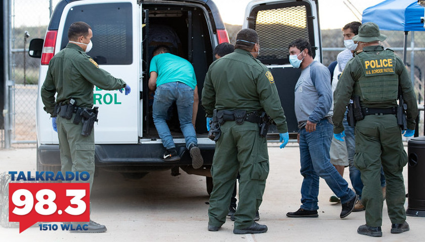 Center for Immigration Studies Mark Krikorian on the Border Crisis: 'Biden Took Something That Was Fixed and Broke It'