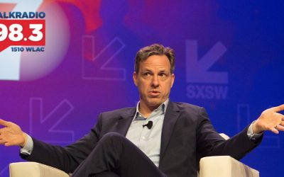 Crom Carmichael Exposes the Real Conspiracy Theorist Jake Tapper