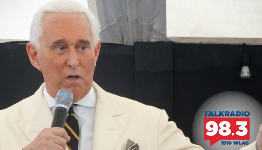 Roger Stone Talks Mueller Witchhunt, Personal Struggles, New Book, and Rebuilding His Life