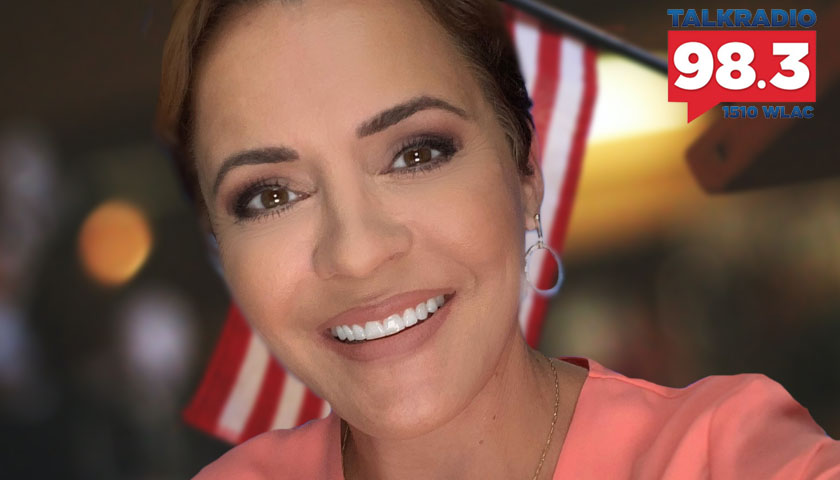 Arizona GOP Candidate for Governor Kari Lake: 'It's Time for All of Us Americans to Stand up and Do the Right Thing'