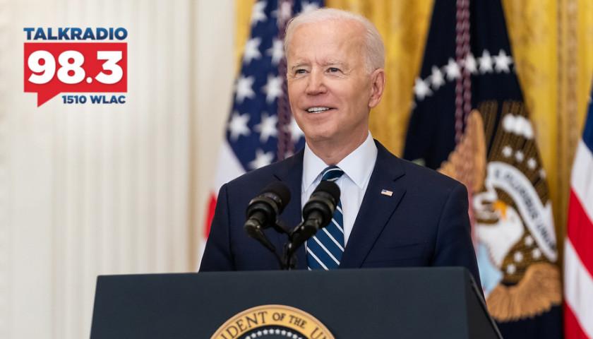 Crom Carmichael Talks Joe Biden and the Regulation of Everything