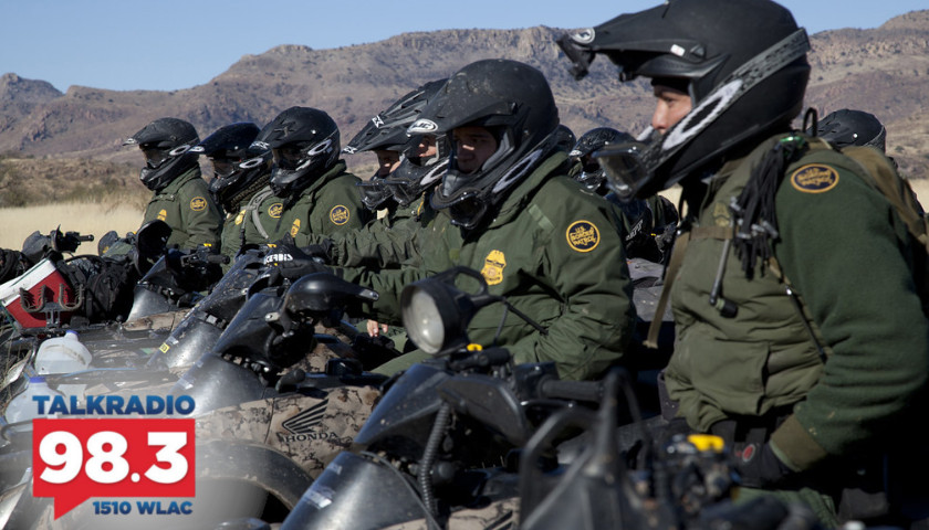 National Border Patrol Council VP Art Del Cueto on Growing up on Border and the Morale of Border Patrol Agents