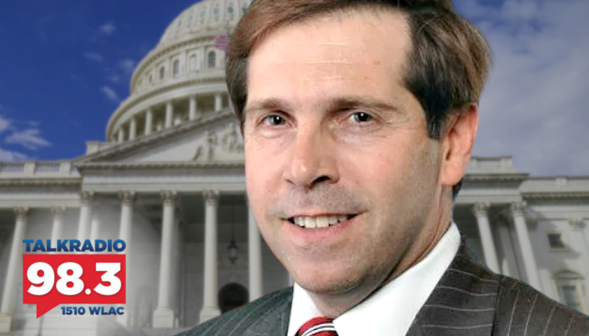 Tennessee Congressman Chuck Fleischmann Discusses the Now-Closed Chattanooga Migrant Facility and Impeachable Offenses