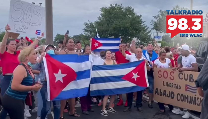 Mayor Andy Ogles and Americans for Prosperity-Tennessee's Grant Henry Discuss the Cuban Protests and the Fight for Freedom