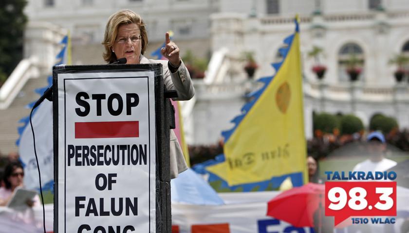 All Star Panelist Roger Simon Talks About His Sunday Hobby, Falun Gong