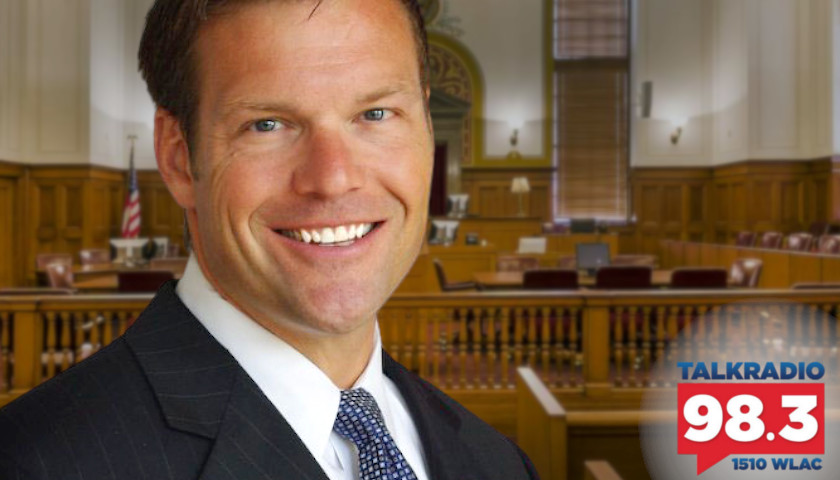 Attorney Kris Kobach Leads First-Ever Immigration Lawsuit Against Biden Administration on Behalf of Texas Sheriffs and ICE