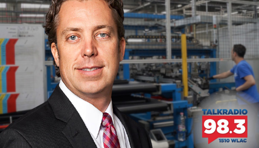 Maury County Mayor Andy Ogles Talks Booming Growth Ignited by Manufacturing Industry in the County