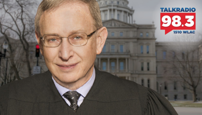 Former Michigan Supreme Court Justice Stephen Markman Discusses His Recent Article in The Wall Street Journal on Gerrymandering