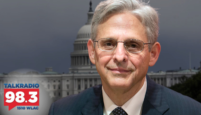 Craig Huey Outlines Merrick Garland's War on States, Individuals, and Election Integrity