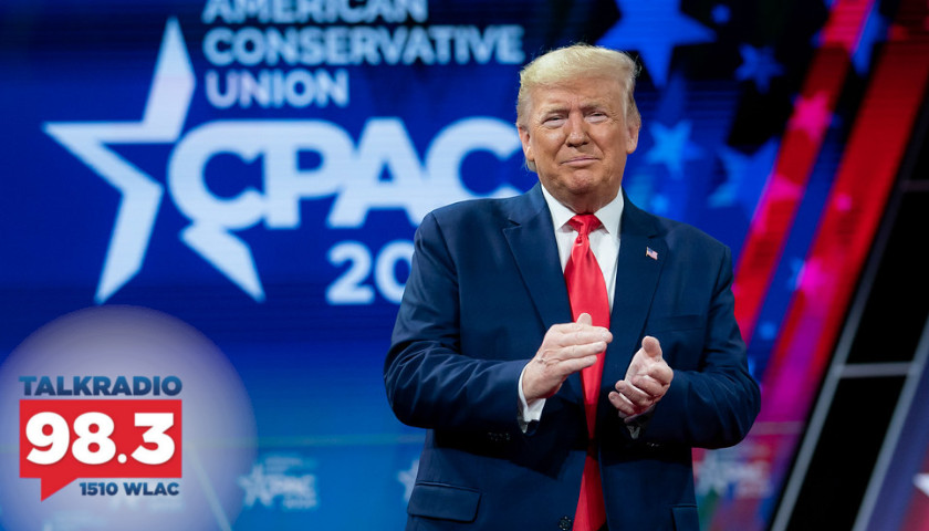 Maury County Mayor Andy Ogles Weighs in on Trump's Big Reception at Last Weeks CPAC