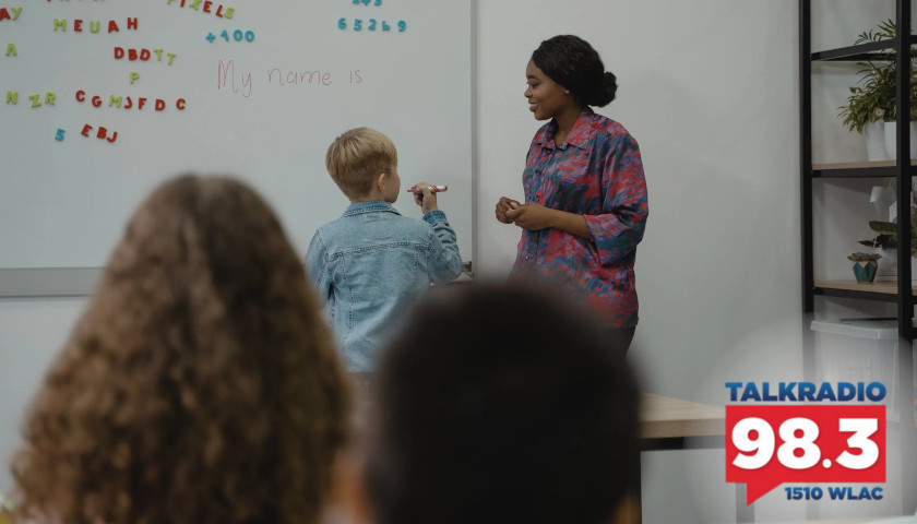 Robin Steeman of Moms for Liberty-Williamson County Chapter Outlines 'Wit and Wisdom' Indoctrination